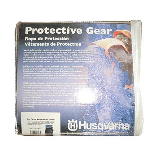 ハスクバーナ チェンソー プロフォレスト 保護エプロン 保護具 チャップス Husqvarna Pro Forest Apron Chaps [輸入品]