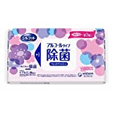 【まとめ買い】シルコット 除菌タイプ ウェットティッシュ アルコールタイプ 替 40枚 ×3個