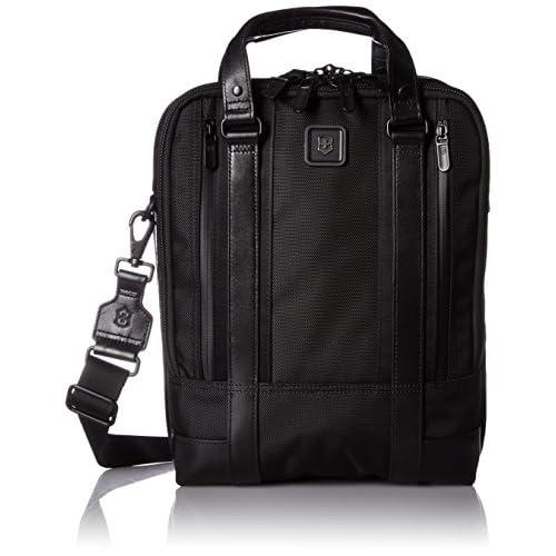 [ビクトリノックス] Victorinox 公式 ビジネスバッグ Division 13 保証書付 601121 BK (ブラック)