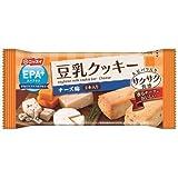 Amazon.co.jpニッスイ エパプラス豆乳クッキー サクサク食感チーズ味 27g (EPA/DHA)