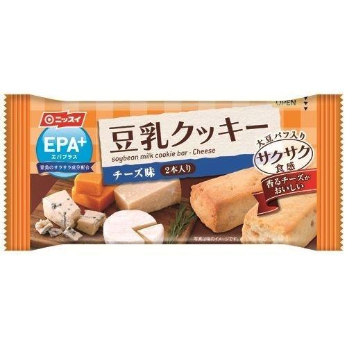 ニッスイ エパプラス豆乳クッキー サクサク食感チーズ味 27g (EPA/DHA)