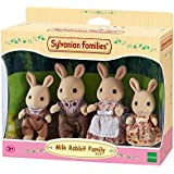 Sylvanian Families Milk Rabbit Family Figure