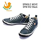 (スピングル ムーヴ)SPINGLE MOVE spm442-133 スニーカー SPINGLE MOVE SPM-442/ Dark Blue L26.5cm DarkBlue