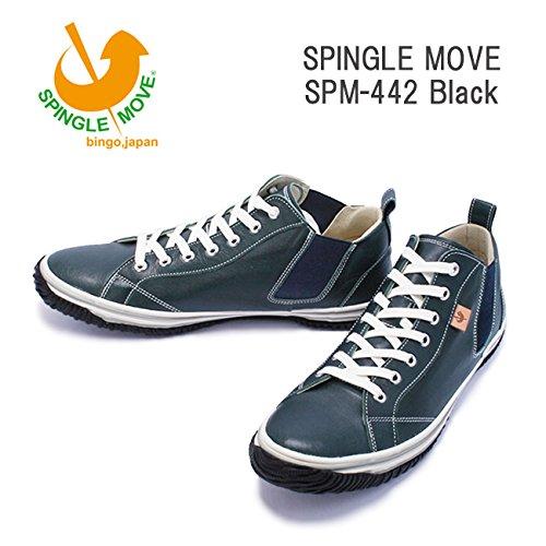 (スピングル ムーヴ)SPINGLE MOVE spm442-133 スニーカー SPINGLE MOVE SPM-442/ Dark Blue L26.5cm DarkBlue