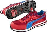 PUMA[プーマ]安全靴【Kickfrip】(プーマセーフティ・スニーカータイプ)《012-Kickflip》 (26.5, レッド・ロー)
