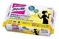 【花王】キッチンクイックル つめかえ用 ジャンボパック 24枚 ×20個セット