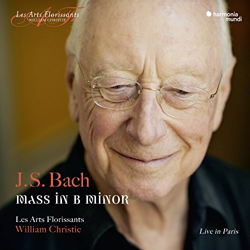 J.S.バッハ : ミサ曲 ロ短調 BWV 232 / ウィリアム・クリスティ | レザール・フロリサン (J.S.Bach : Mass in B minor / William Christie | Les Arts Florissants) [2CD] [輸入盤] [日本語帯・解説付]