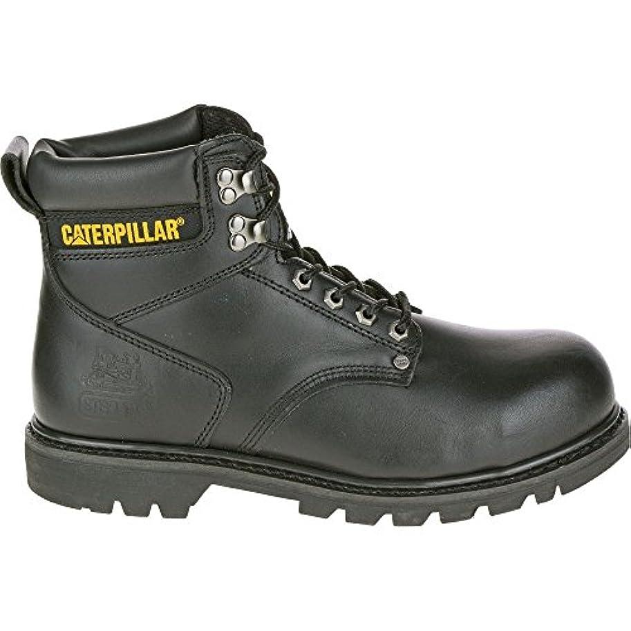 十分ですバラエティブロッサム(キャットフットウェア) CAT Footwear メンズ シューズ?靴 ブーツ CAT Second Shift Steel Toe EH Work Boots [並行輸入品]