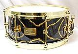CANOPUS HS-1465-30th 30周年記念モデル 金蘭 ゼルコバスネアドラム カノウプス