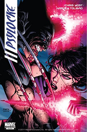 X-Men: Psylocke #4 (of 4) (English Edition)