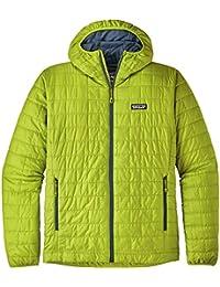 (パタゴニア) Patagonia メンズ アウター ダウンジャケット Nano Puff Hooded Insulated Jackets [並行輸入品]