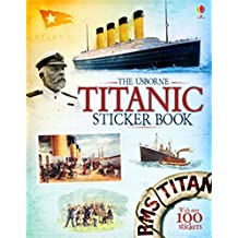 Titanic Sticker Book