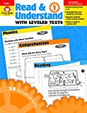 Read & Understand with Leveled Texts: Grade 1