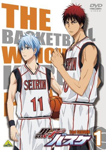 黒子のバスケ 2nd SEASON 1 [DVD]の詳細を見る