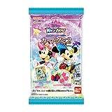 ディズニー マジックキャッスル キラキラシャイニー スター カードグミ2 20個入 食玩・キャンディー (ディズニー)