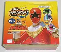 超力戦隊オーレンジャー NEWキャップコレクション 80付+3 BOX アマダ