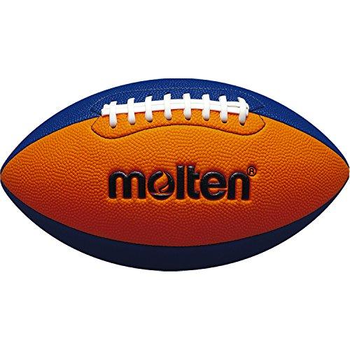 molten(モルテン) フラッグフットボール ジュニア ORG+BL Q4C2500-OB