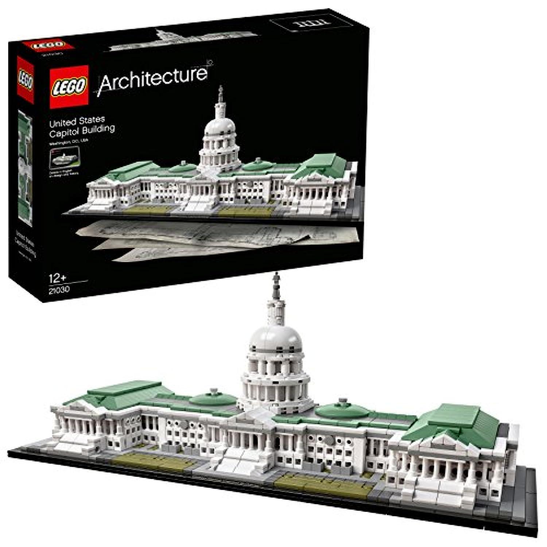 レゴ (LEGO) アーキテクチャー アメリカ合衆国議会議事堂 21030