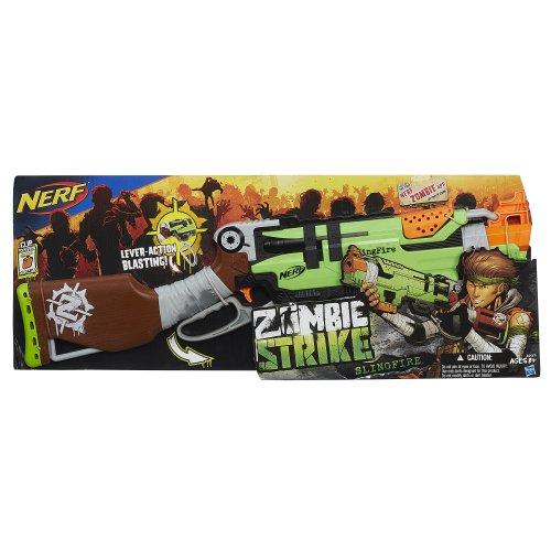 Nerf Zombie Strike SlingFire ゾンビストライクブラスター ポイント 並行輸入品