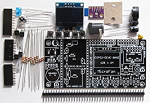 ESP32-DEVC-HOME (ESP-WROOM-32拡張ボードキット)