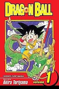 [Toriyama, Akira]のDragon Ball, Vol. 1: The Monkey King (Dragon Ball: Shonen Jump Graphic Novel) (English Edition)