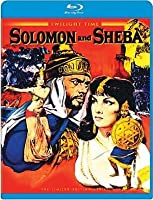 Solomon & Sheba [Blu-ray]
