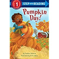 Pumpkin Day! (Step into Reading)