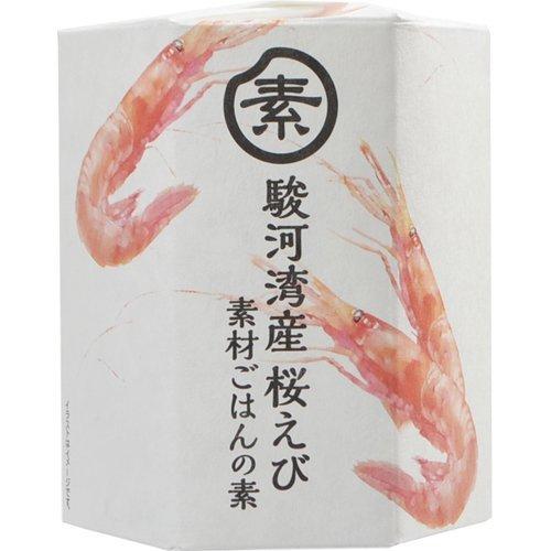 KK 素材ごはんの素静岡県駿河湾産桜えび 190g