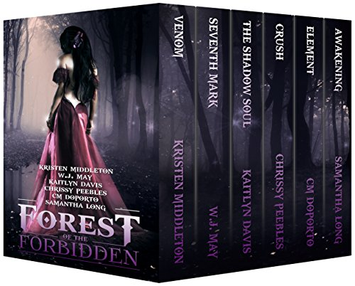 Download Forest of the Forbidden: A Paranormal Fantasy Anthology (English Edition) B00PRDFIN4