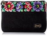 (フェイラー)FEILER 【Amazon正規品】アネモネ ポーチ 101305124119190 19 黒 (約)高さ14×幅21.5×マチ2cm