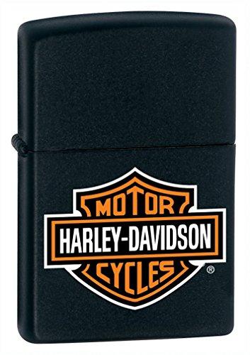 ジッポー 218HD H252 HARLEY DAVIDSON ハーレーダビッドソン Black Matte マットブラック FULL SIZE ZIPPO LIGHTER ジッポライター 並行輸