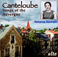 Songs of the Auvergne by Netania Davrath (2012-02-14)
