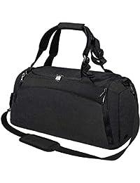 NEWHEY ボストンバッグ メンズ ダッフルバッグ 大容量 修学旅行 ジムバッグ 防水 スポーツバッグ 旅行バッグ 40L 3way