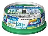 三菱ケミカルメディア Verbatim 1回録画用DVD-R(CPRM) VHR12JP25V1 (片面1層/1-16倍速/25枚)