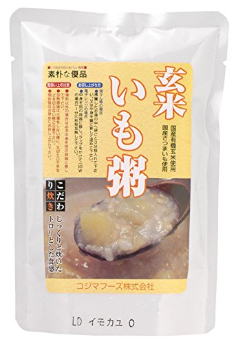 コジマ 玄米いも粥 200g