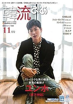 韓流ぴあ 2017年11月号 [Kanryuu pia 2017-11]