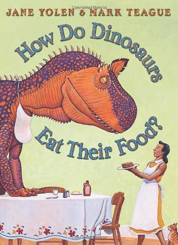 How Do Dinosaurs Eat Their Food?の詳細を見る