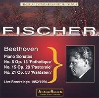 Beethoven: Sonatas 8/15/21