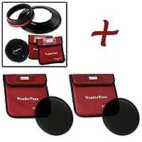 WonderPana XL Essential NDキット–コアフィルタホルダー、レンズキャップ、186mm nd16& nd32Filters for Canon EF 11–24mm f/4l USMレンズ(フルフレーム35mm)