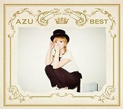 AZU「Be As One」の歌詞を収録したCDジャケット画像