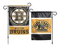 NHL Boston Bruins 12x 18インチ両面ガーデン旗