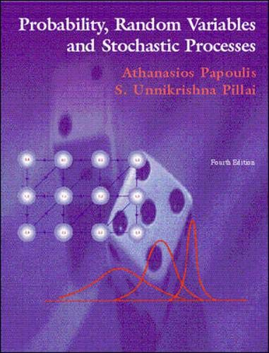 Download Probability, Random Variables and Stochastic Processes with Errata Sheet 0072817259