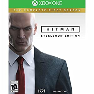 Hitman The Complete First Season Steelbook Edition Xbox One ヒットマン 完全初シーズンスチールブック版 北米英語版 [並行輸入品]