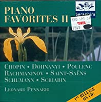 Piano Favorites 2