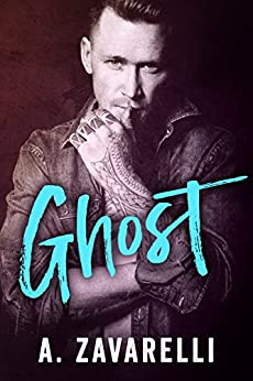 GHOST (Boston Underworld Book 3) by [Zavarelli, A.]