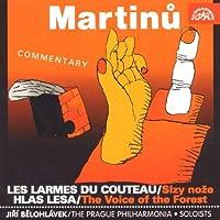 Martinu;Les Larmes Du Couteau