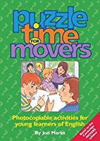 Puzzle Time Photocopiable Activities Puzzle Time for Movers