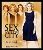 Sex and the City Season4<トク選BOX>[DVD]
