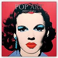 Pop Art Kalender 2020 - 16-Monatskalender: Original The Gifted Stationery Co. Ltd [Mehrsprachig] [Kalender]
