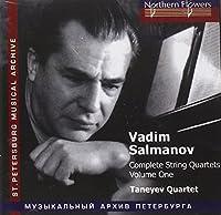 Complete String Quartets Vol. 1